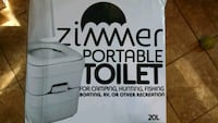 camping toilet Pacific, 63069