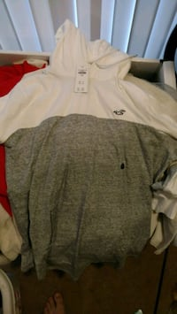 Hollister Mens logo hooded tee Stafford Courthouse, 22554