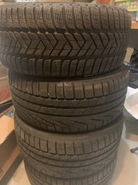 Pirelli winter tires  Bradford