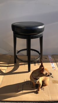 "4 bar stools, black, 25"" tall Central Okanagan, V1Z 2B7"