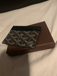 Goyard card holder London, N6B 0H1