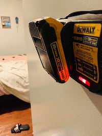 Dewalt battery and charger East Providence, 02916