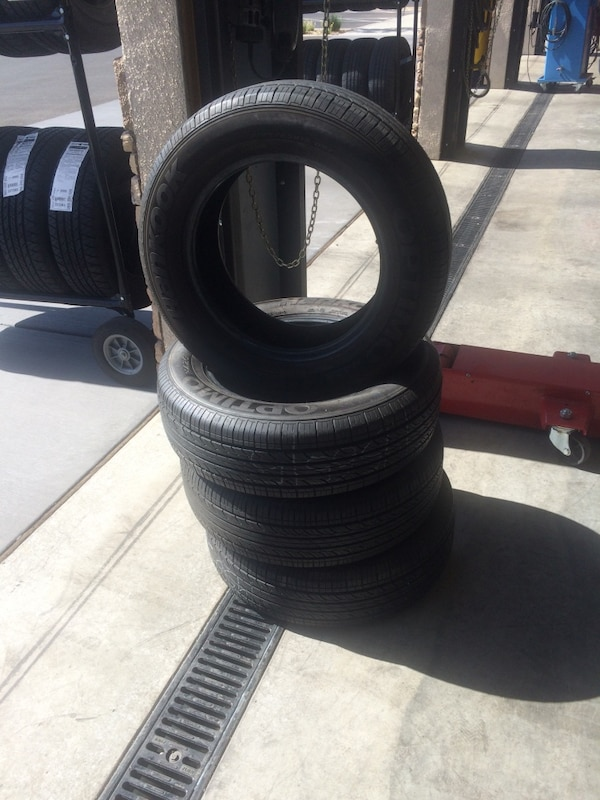 4 used 225/50/r17 tires