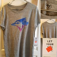New with tags Toronto Blue Jays Women's Large 539 km