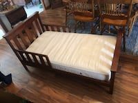 Toddler bed Fort Loudon, 17224