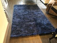 Z Gallerie Indochine Rug - Indigo Richardson, 75081