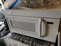 white General Electric microwave oven Oreland, 19075