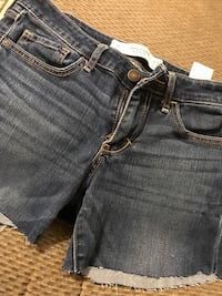 Abercrombie & Fitch shorts size 2 Brownsville, 78526