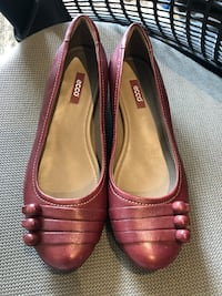 Ecco dress shoes women's size 40