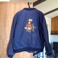 Disney Jacket 40 Years of Adventure Size Large  Sacramento, 95831