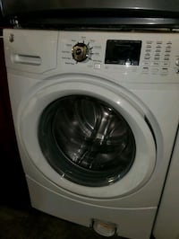 GE front load washer NEW scratch and dent