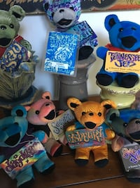 Collectible Grateful Dead Dancing Bears Great Falls, 22066