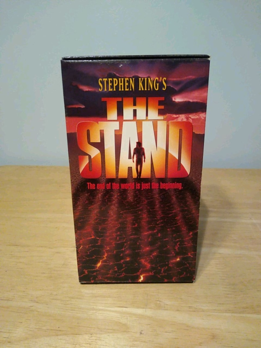 Photo VCR movie. Stephen King's The stand