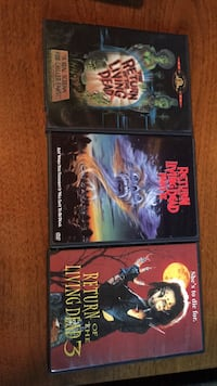 Return of the living dead dvd set Omaha, 68104