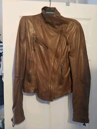 Women's Danier Leather Jacket Size XS