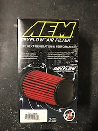 NEW AEM Dryflow air filter box universal Fayetteville, 28314