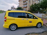 2016 Ford Tourneo Courier Journey 1.6 L TDCI 95PS  Çağlayan