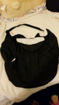 Baby carrier cover for winter Montreal, H3X 1N6