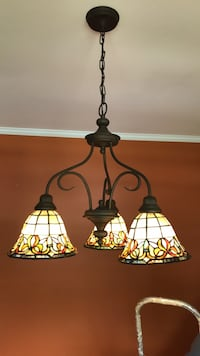 Frank Lloyd Wright style chandelier Linthicum Heights, 21090