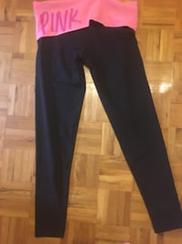 Victoria Secret Pink Leggings  Mississauga, L5R 2K6