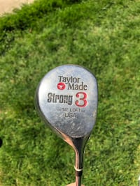 Taylormade Strong 3 - 3 Wood RH Toronto, M9W 4L6