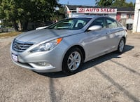 2012 Hyundai Sonata Comes Certified/Automatic/Accident Free/Bluetooth Scarborough, ON M1J 3H5, Canada