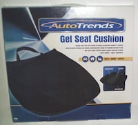 Autotrends Gel Seat Cushion New in Box      London