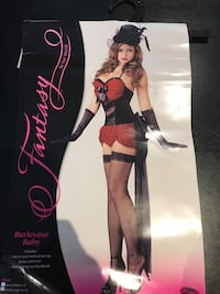Burlesque Halloween outfit Abbotsford, V3G 2B2