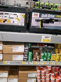 Quick drive  floor or deck screws St. Catharines, L2R 6L6