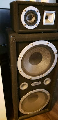 black and gray subwoofer speaker Silver Spring, 20902