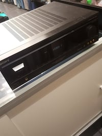 black Sony digital stereo amplifier Plainfield
