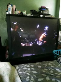 black flat screen computer monitor Virginia Beach, 23452