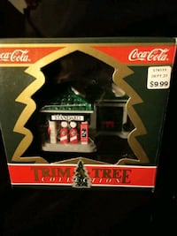 1991 Coca Cola ornament Frederick, 21702