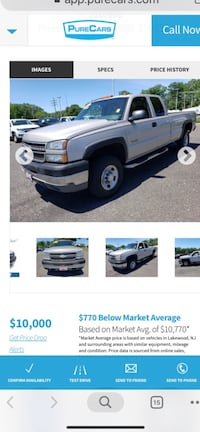 2005 Chevrolet Silverado 2500 HD.    NEGOTIABLE /BEST OFFER Howell
