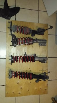 Full adjustable racing coil overs  Calgary, T3A 5P5