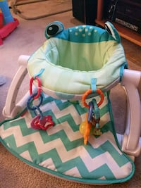 Fisher price sit me up baby chair Walnut Creek, 94597