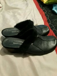 pair of black leather shoes Slidell, 70461