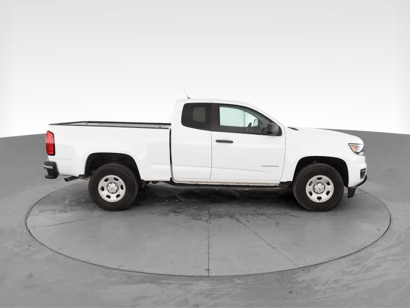 2018 Chevy Chevrolet Colorado Extended Cab pickup Work Truck Pickup 2D 914b56ab-fc1f-418a-a707-51cf538f0cb6