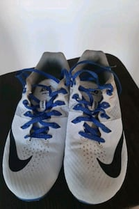 Nike RIVAL Sprint spikes (women's size 7)