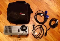 Optoma EP749  DLP projector Loganville, 30052