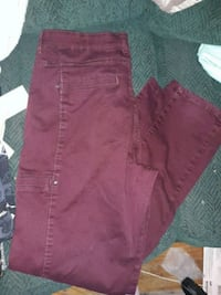 Pants 12 medium Lee straight fit couldn't wear did