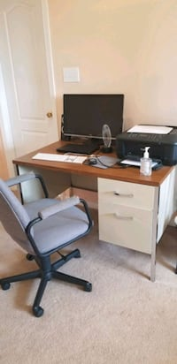 Office desk with chair just $45
