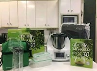 Thermomix tm5 Gijón