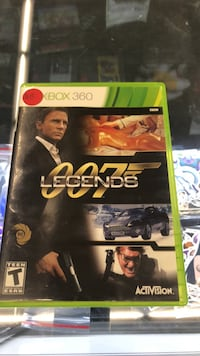 007 Legends - Xbox 360 San Bernardino, 92410