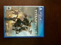 Titanfall 2 PS4 game case East Syracuse, 13057