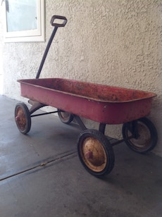 Bad A Lil' Red Wagon