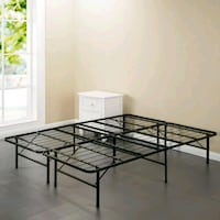 New in the box King and cal king bed frame Bakersfield, 93311