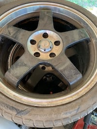 Asa wheels 5 lug