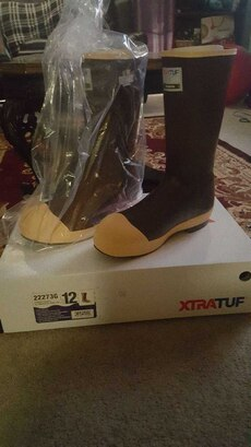 XTRATUF Chemical and Water Boots