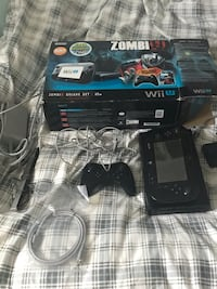 Nintendo Wii U Modded with box and games Mississauga, L5C 2Y4